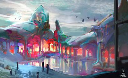 Day5: Ice Columns