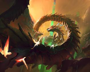 Volyrion Tribes artwork
