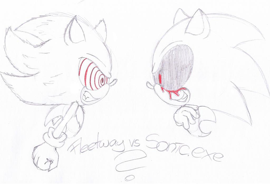fleetway sonic vs sonic exe - photo #20