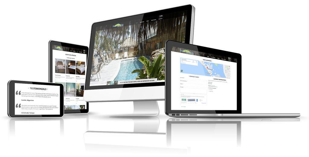 Snug Harbor Responsive Web Design by slater101