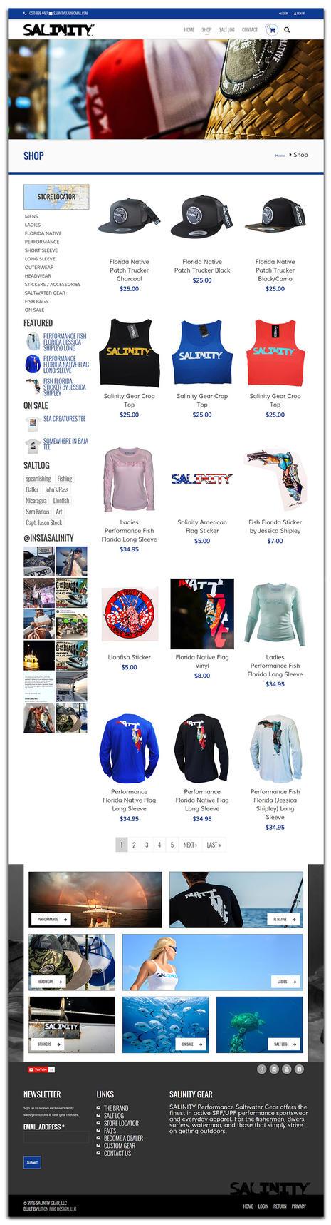 Salinity Gear Responsive Web Design 2 by slater101