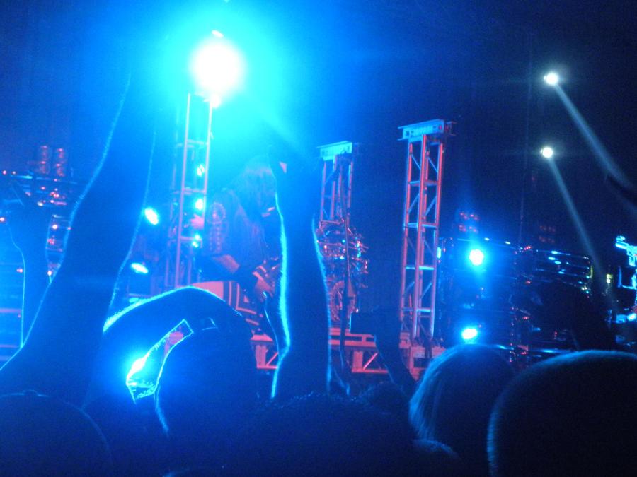 Five Finger Death Punch by KMKramer44