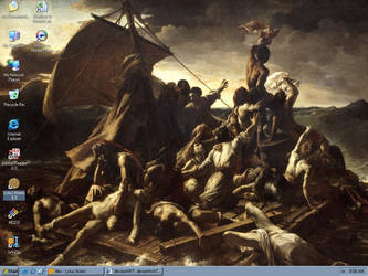 Desktop of the Medusa by unholydarkness