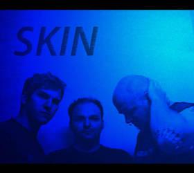 SKIN in Blue by unholydarkness
