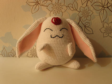 Mokona - with Pattern