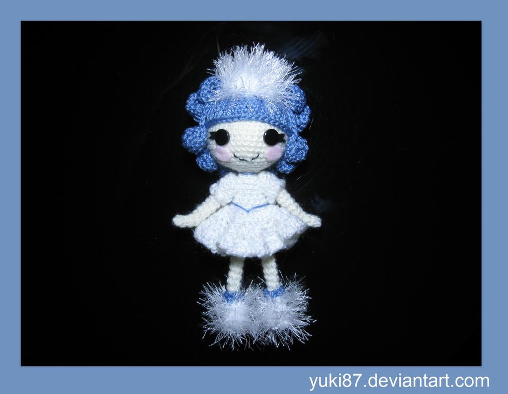 Lalaloopsy Ivory Ice Crystals by Yuki87