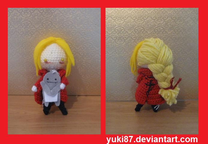 Ed and Felt Al by Yuki87