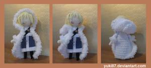 Commission: Fai by Yuki87