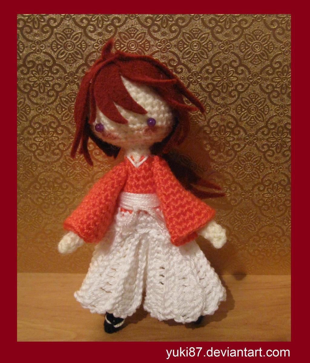 Commission: Kenshin by Yuki87