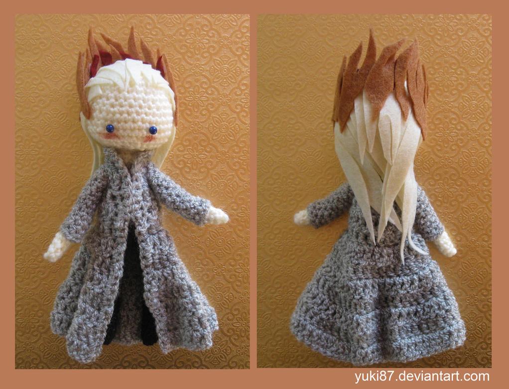 Gift: Thranduil by Yuki87