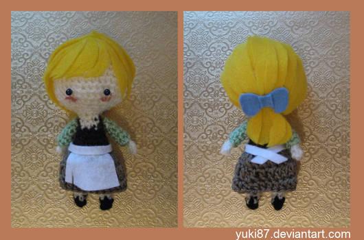 Commission: Maid Cinderella