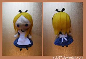 Commission: Alice in Wonderland
