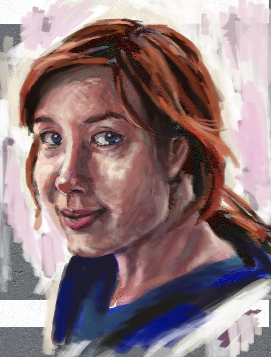 Summer Portrait 2 by andariyel