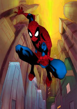 spiderman by ravishingdevil