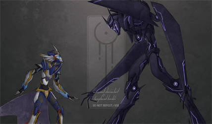 TFP - face-off [commission] by Acrosanti
