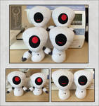 MTMTE - Sparky plushies