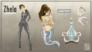 Zhela Character sheet