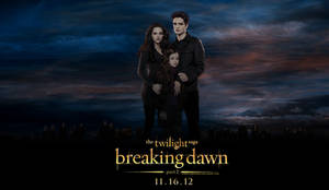 Breaking Dawn part 2 - Poster