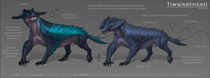 Tinwarehead [species concept]