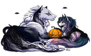 Halloween Pixels