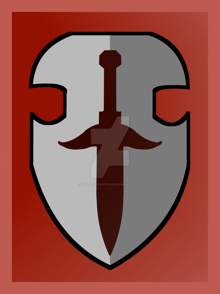 Sword And Shield by ChesSkelington