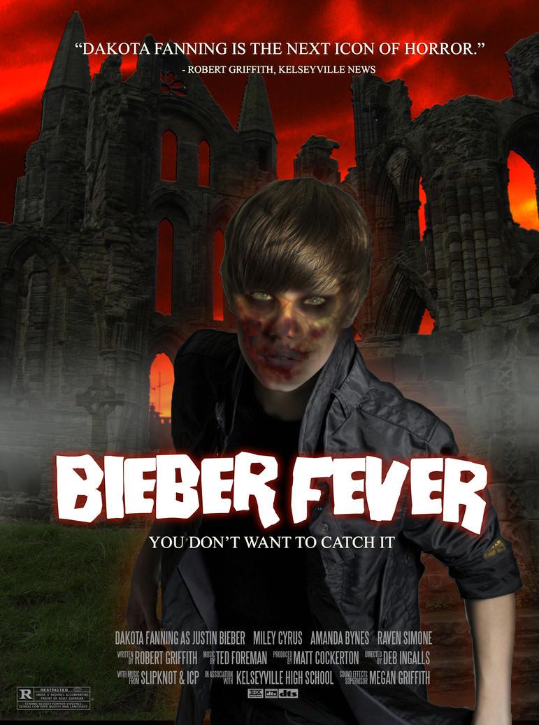 movie poster parody bieber fever by askgriff on deviantart