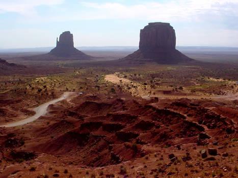 Photo: Monument Valley