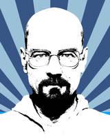 Breaking Bad: Heisenberg Pop Art