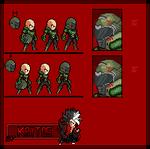 Doom slayer Ulsw (Remake) by KrytosMason