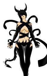 The Goddess of Lust by KrytosMason