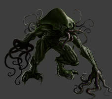 Call of Cthulhu WIP by ianllanas