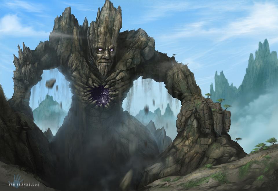 The Mountain King by ianllanas