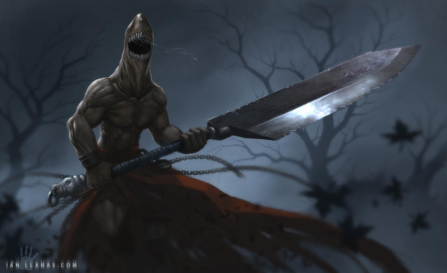 Dull Blade by ianllanas