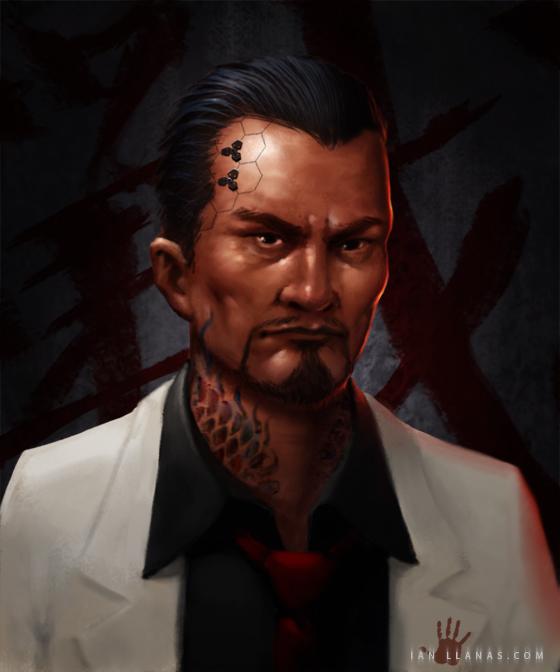 Yakuza by ianllanas