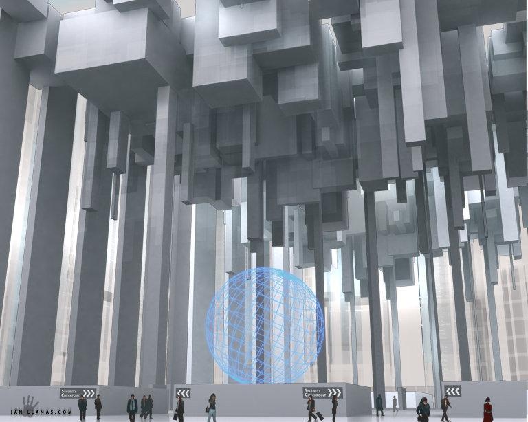 Corporate Lobby by ianllanas