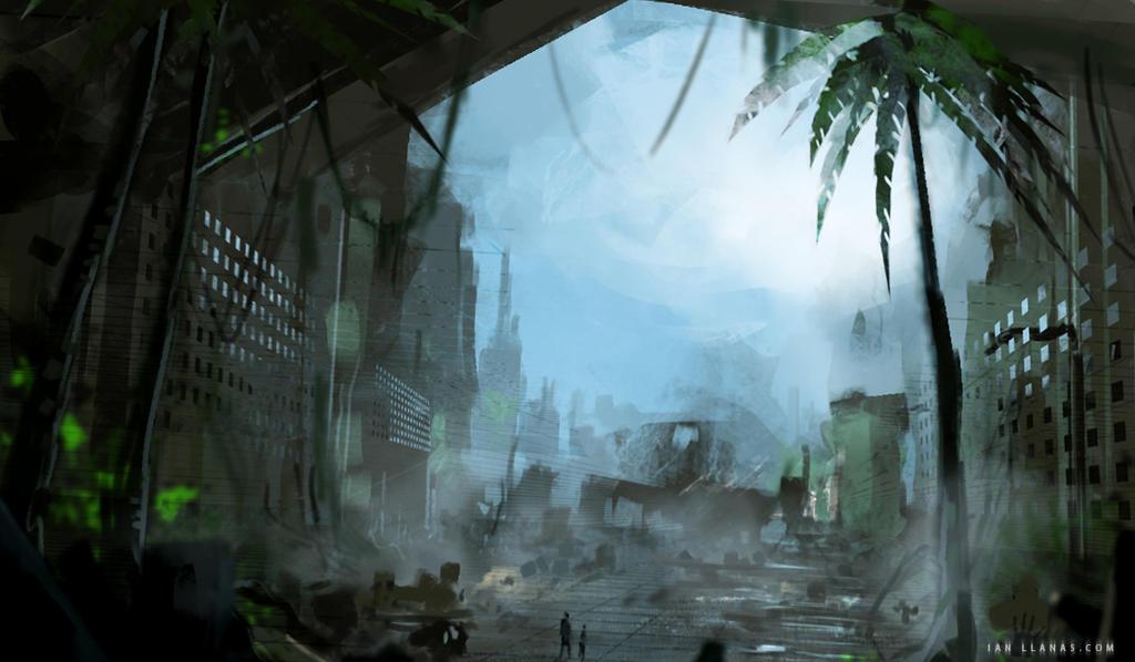 Concrete Jungle by ianllanas
