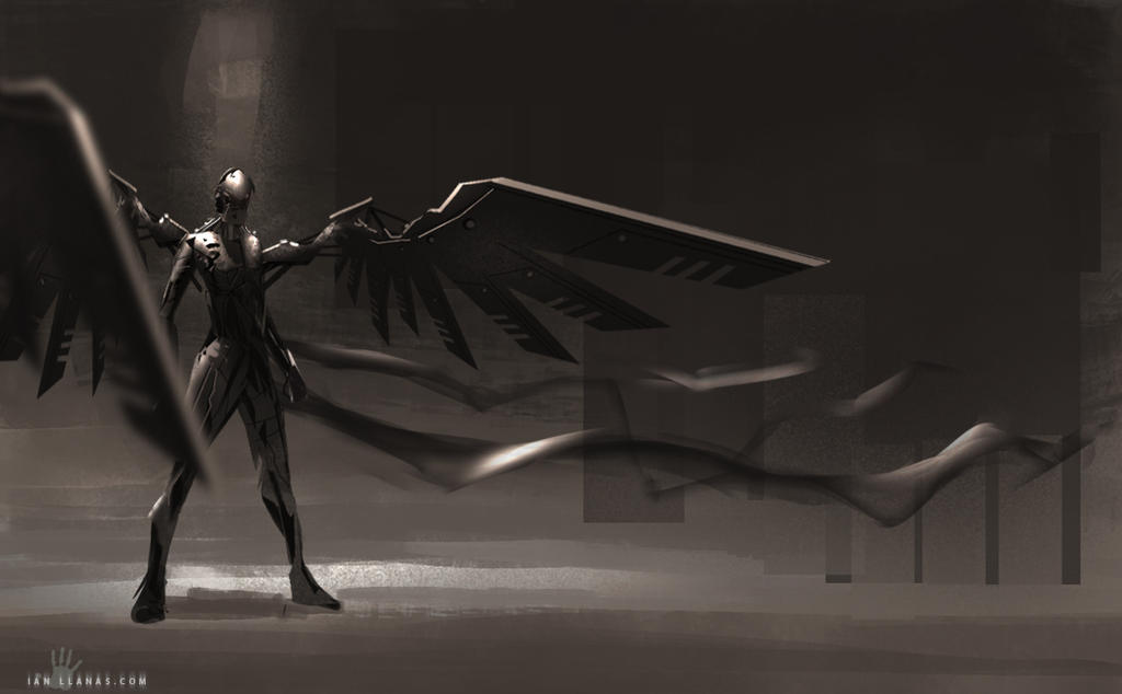 Armor Angel by ianllanas