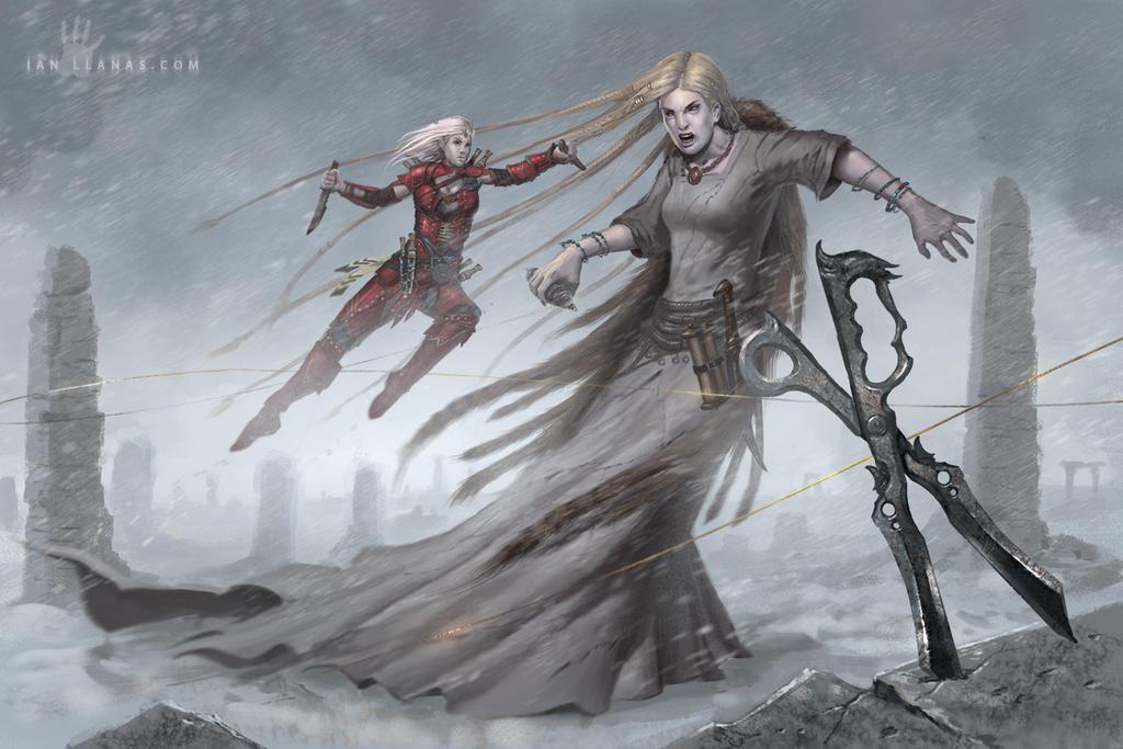 Norn by ianllanas