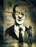 Shadow of Tomorrow - Street Artist