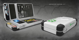Advanced Medical Kit concept art