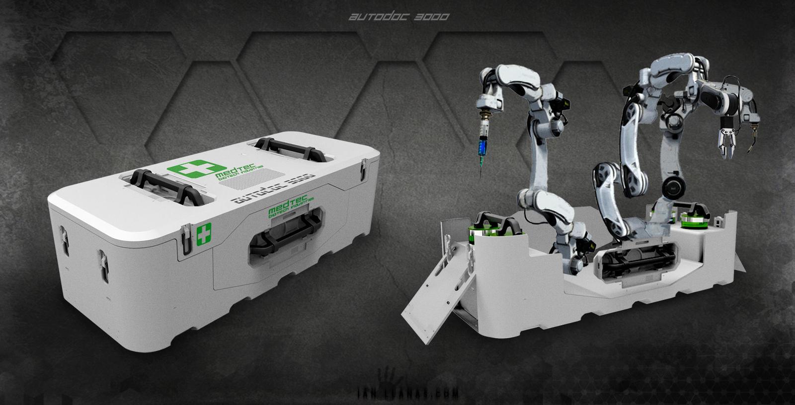 autodoc 3000 by ianllanas on deviantart. Black Bedroom Furniture Sets. Home Design Ideas