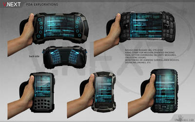 Hacker's PDA
