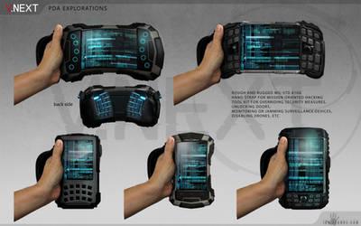 Hacker's PDA by ianllanas