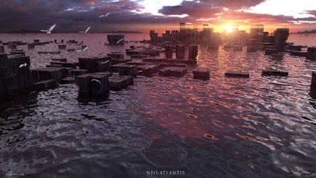 Neo-Atlantis by ianllanas