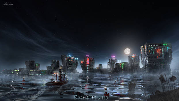 Neo-Atlantis: One-Eyed Jak's