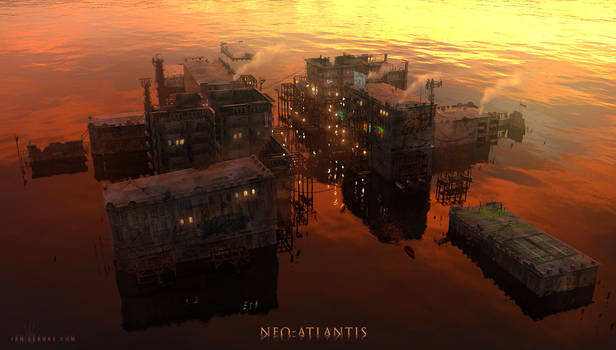 Neo-Atlantis: Warden's Landing