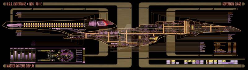 Enterprise E MSD FC