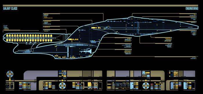 Enterprise D MSD