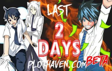 Last 2 Days to PlotHaven BETA Launch!