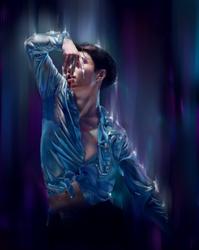 Sternenregen || Zhang Yixing by seregthilia